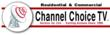 Channel Choice TV is the Official Satellite TV Sponsor for the...