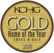 Rodrock Homes won the Gold Medal for Custom Home of the Year for 2011 from Kansas City Home & Garden magazine.