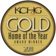 "2011 Winner of Kansas City Homes & Garden ""Home of the Year"" award"