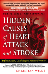"""Until this book a reliable resource for the patient was simply not available as the subject is vast and complicated. John Rumberger, M.D., PhD., FACC"