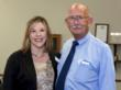 Soriya Estes, Au.D., Owner & Founder of Estes Audiology and Mayor George Garver of Georgetown, Texas