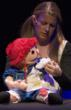 """Raggedy Ann"" from Alissa Hunnicutt's The Kid Inside at Dixon Place"