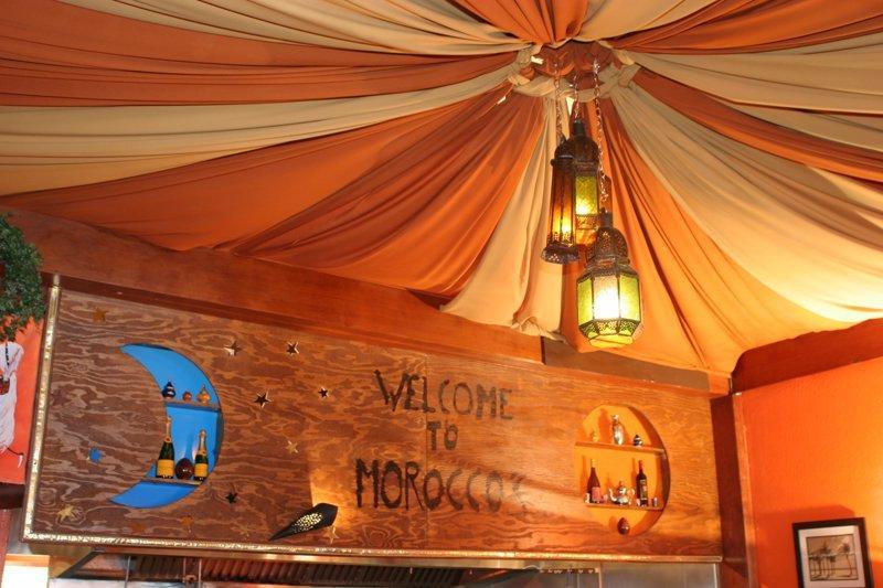 Morocco restaurant san jose