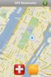 GPS Bookmarker for iPhone - Screenshot 1