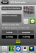 GPS Bookmarker for iPhone - Screenshot 4