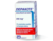 Depakote Birth Defects