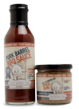 Pork Barrel BBQ Sauce and All American Spice Rub