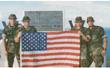 U.S. Military service buddies.