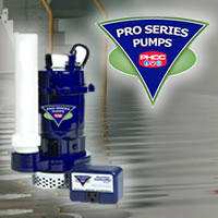 Pro Series Sump Pumps @ Sump Pumps Direct