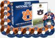 The Auburn Tiger's Release the 2010 Perfect Season DVD Collection