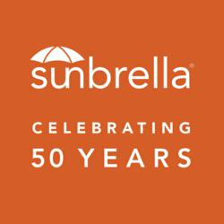 Sunbrella 50 Years Logo