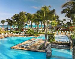Aruba Palm Beach Hotels