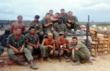 Group of Soldiers in Vietnam.