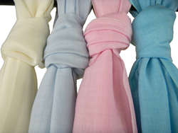 Colorful Water Pashmina Stoles