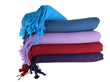 Pashmina colors popular for spring.
