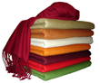 "The Pashmina Store Announces ""Cozy Up For Fall"" Cashmere Savings Specials"