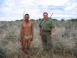 Botswana Bushman