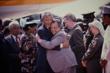 Nelson Mandela. Photograph copyright Neal Menschel