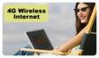 4G  Wimax wireless internet, Screaming fast internet!