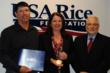 Rice Farmers Recognized for Excellence in Conservation