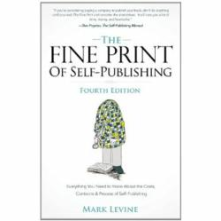 The Fine Print of Self-Publishing book cover