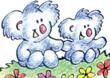 Minnie and Munchie Koalas