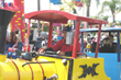 Activities at 2nd Annual Family Funtacular 2006 held at Tri City Shopping Center in Redlands, California