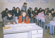 Students at Work in an Armenian Classroom