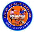 Westlake High School's Soccer College Showcase logo
