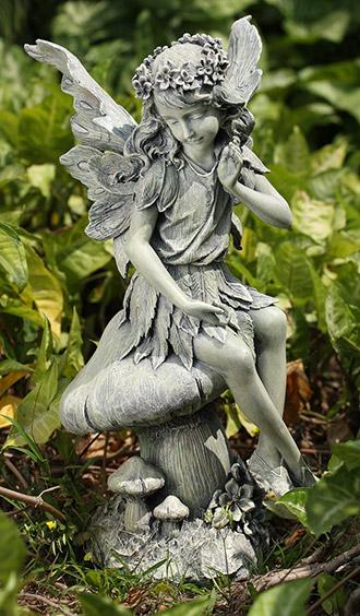 efairies introduces a complete range of fairy garden