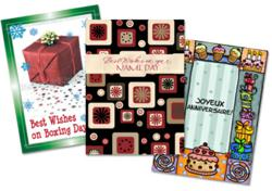 Greeting Cards for European Holidays and Events