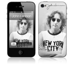 John Lennon Music Skin