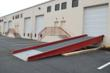 30 ft used yard ramp