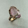 Lepidochrosite Bronze Ring