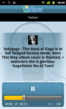 VoKnow reads articles Tweeted by your favorite celebrities, companies, teams, friends or colleagues