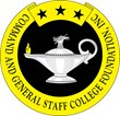 Logo for the Command and General Staff College Foundation, Inc.