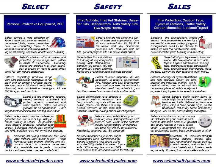 Select Safety Sales Adds One of the Most Advanced Fire Safety ...