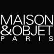 Logo of Maison & Objet Paris, the premier show internationally for home furnishings.