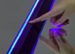 modern touch interface