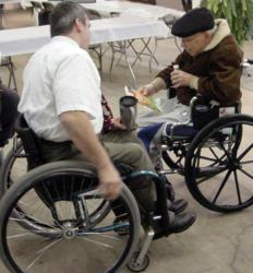 MobilityWorks mobility consultants for wheelchair hans and handicap driving equipment