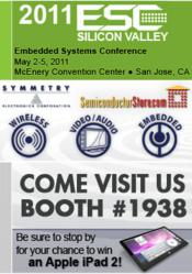 Symmetry Electronics and SemiconductorStore.com to highlight Leading-Edge Technology Manufacturers at ESC Silicon Valley