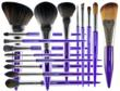 The Divinity Collection offers artists an alternative to traditional sable brushes with high-quality tools that contain no animal fur, fiber, or by-products. Instead, the Divinity Collection relies up