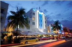 Exterior Photo of the Beacon South Beach Hotel on Ocean Drive