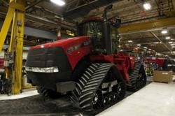 Case IH, Steiger, tractor