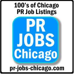 pr public relations job jobs employment career chicago chicagoland illinois