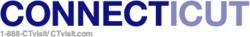 Connecticut Tourism Logo