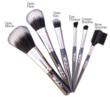 The Complete Set of Six Mineral Optics Brushes