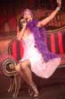 Mademoiselle Kiki sings Piaf's La Vie en Rose