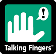 Talking Fingers Inc, Preschoolers Learn that Letters are Talking Shapes