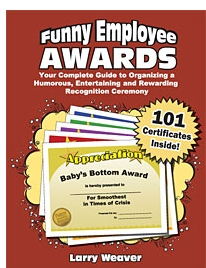 Funny Employee Awards Bring Humor To The PartyFunny Employee Awards Cover  ...